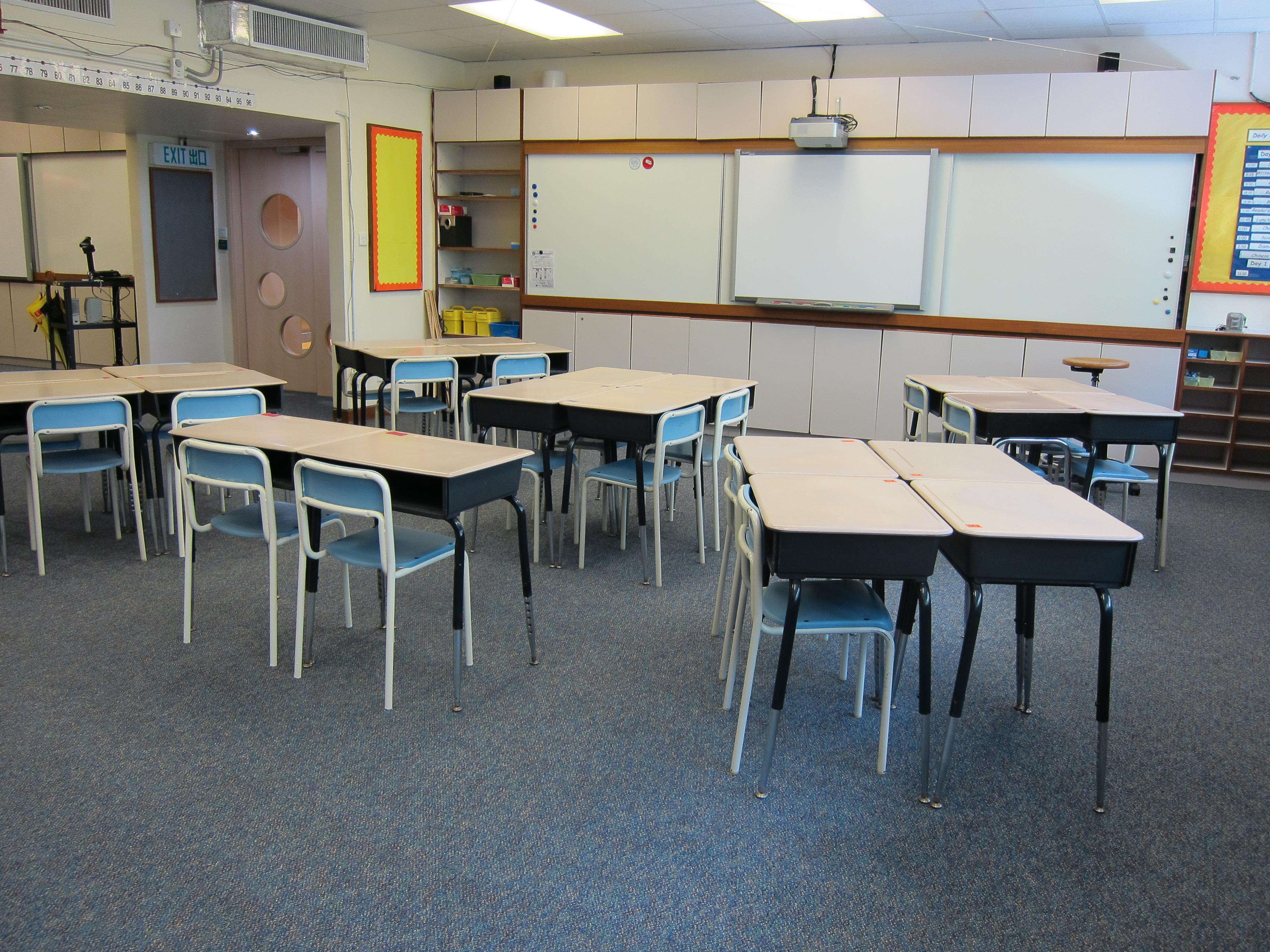 easy student desk plans