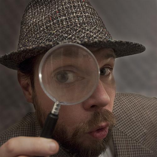 Expat Educator Detective